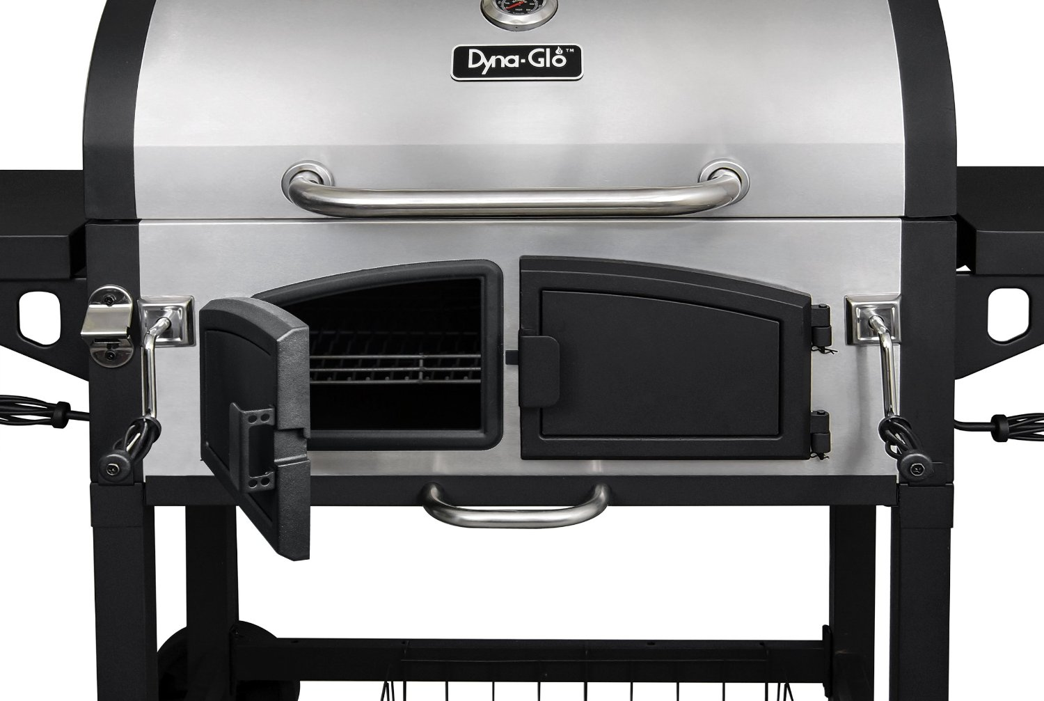 Dyna Glo Dual Zone Premium Charcoal Grill 3