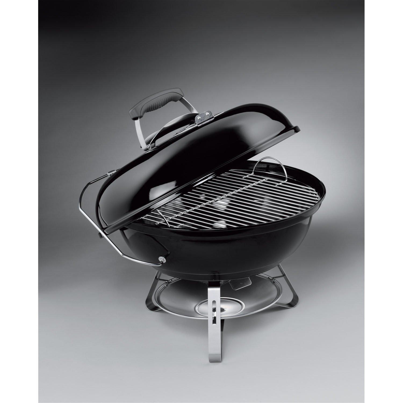 Weber Jumbo Joe 18 Inch Portable Grill 2 The Barbecue